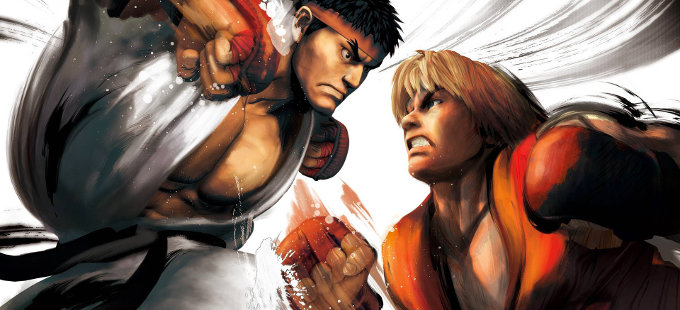 Street Fighter IV para Nintendo Switch y lo que dice Yoshinori Ono