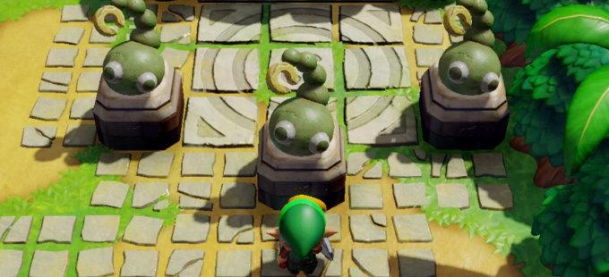 The Legend of Zelda: Link's Awakening para Nintendo Switch triunfa en Europa