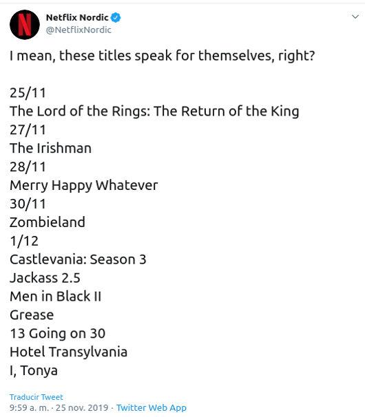 Tercera temporada de Castlevania... ¿en diciembre de 2019 en Netflix?