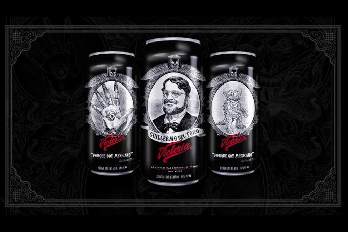 Guillermo del Toro: Cerveza Victoria no me pidió permiso para usar mi imagen