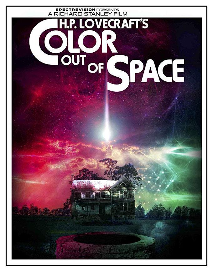 Primer vistazo a Color Out of Space de Nicolas Cage