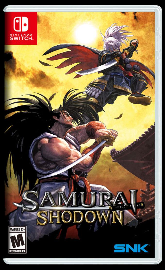 Samurai Shodown para Nintendo Switch se retrasa en Occidente