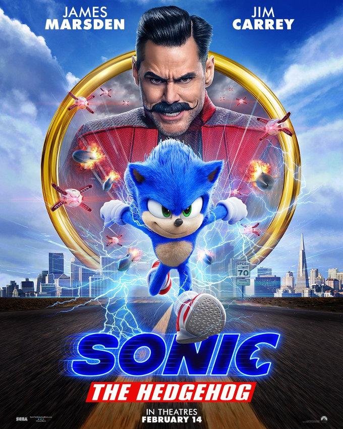 'Esa película de Sonic the Hedgehog sí se puede ver'