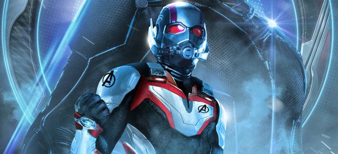 Ant-Man 3 podría estrenarse hasta el 2022