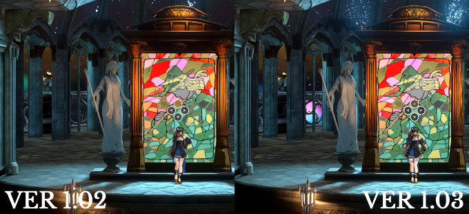Bloodstained para Nintendo Switch recibe varias mejoras
