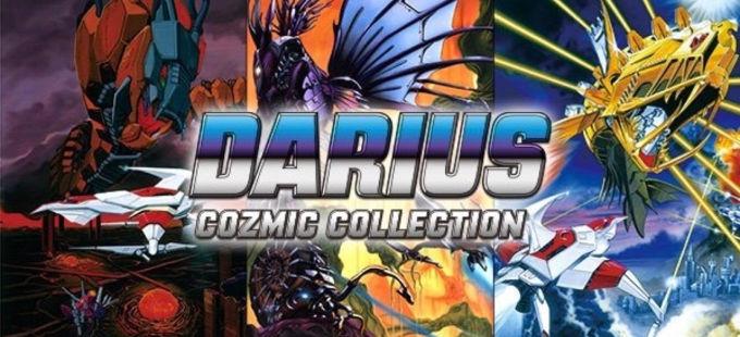 Darius Cozmic Collection para Nintendo Switch llegará a Occidente