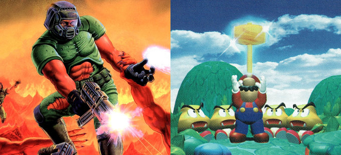 Super Smash Bros. Ultimate: ¿Viene algo de Doom y Super Mario RPG al juego?