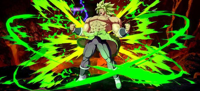 Dragon Ball FighterZ: Broly (DBS) ya tiene fecha y un nuevo avance