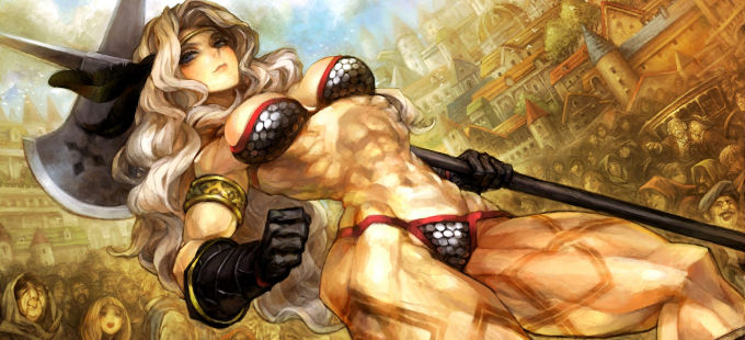 Dragon's Crown para Wii se manejó en un principio