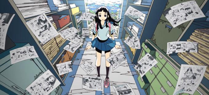Kakushigoto, del creador de Sayonara Zetsubou Sensei, tendrá su anime