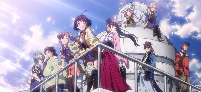 Koutetsujou no Kabaneri, del equipo de Shingeki no Kyojin, llega a Crunchyroll