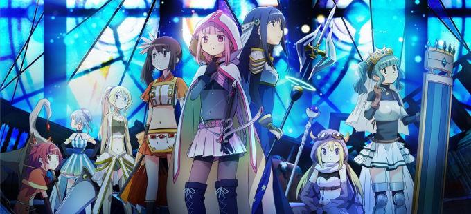 Magia Record: Puella Magi Madoka Magica Side Story estrena tráiler y fecha de salida