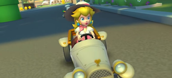 Mario Kart Tour: Conoce los nuevos personajes del Paris Tour