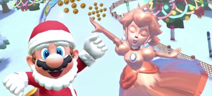 Mario Kart Tour: Conoce los nuevos personajes, vehículos y pistas del Winter Tour