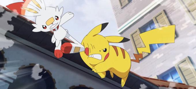 Primer vistazo al anime de Pokémon y... ¡pácatelas con Pikachu!