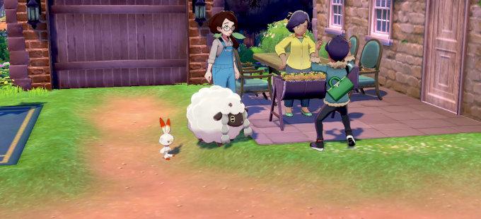 Pokémon Sword & Shield: No puedes cambiar la dificultad pero si usar la Poké Ball Plus