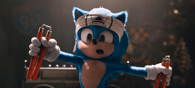 Esa película de Sonic the Hedgehog sí se puede ver