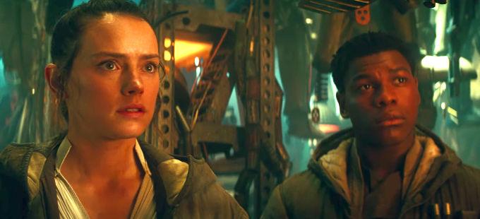 Un poco más de Star Wars: The Rise of Skywalker antes de su estreno