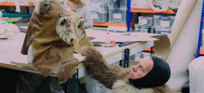 Star Wars: The Rise of Skywalker y el regreso de los Ewoks