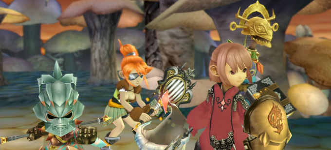 Final Fantasy: Crystal Chronicles Remastered Edition retrasa su salida