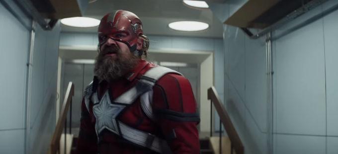 ¿Quién es Red Guardian de Marvel en Black Widow?