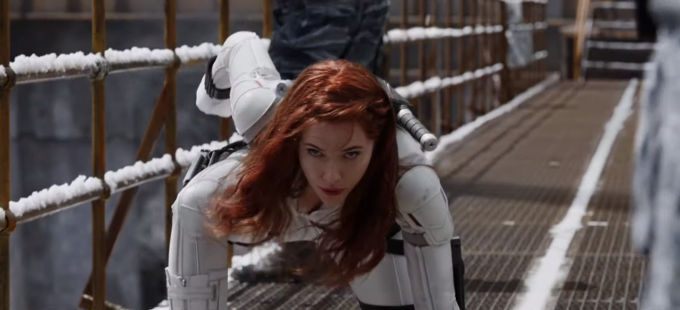 Black Widow, el arranque de la Fase 4 del MCU