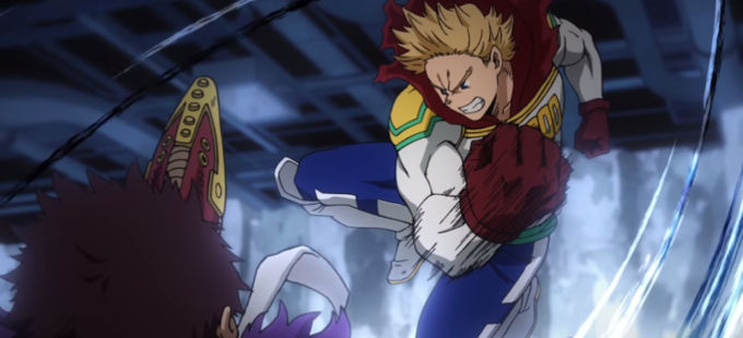 Boku no Hero Academia: Mirio y Deku vs. Overhaul próximamente
