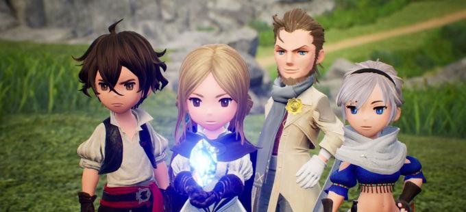 Bravely Default II: Tomoya Asano y Revo comparten mensajes con los fans