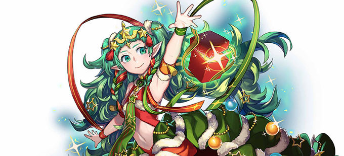 Fire Emblem Heroes celebra las fiestas con Glorious Gifts