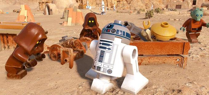 LEGO Star Wars: The Skywalker Saga para Nintendo Switch estrena nuevo tráiler