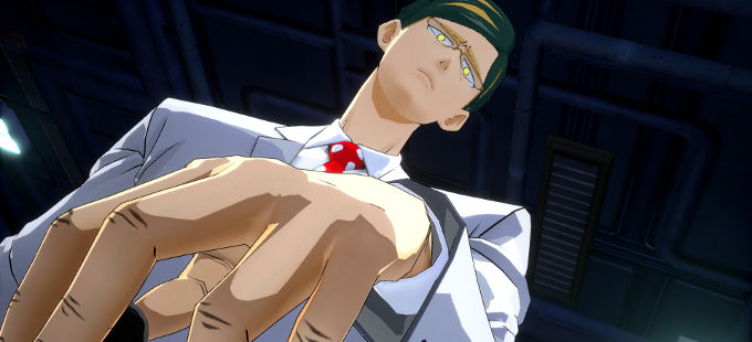 Boku no Hero Academia: My Hero One's Justice 2 para Nintendo Switch será a 30 fps