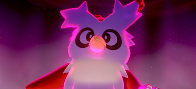 Pokémon Sword & Shield: Delibird en Max Raid Battles y Poké Balls gratis