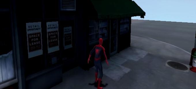 Spider-Man 4 para Wii se cuela a la Internet