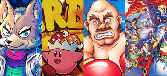 Nintendo Switch Online consigue seis nuevos juegos de Super Nintendo y NES