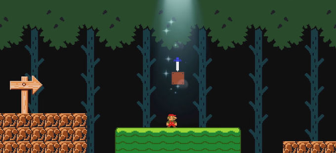 The Legend of Zelda llega a Super Mario Maker 2 con la Master Sword