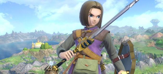 Super Smash Bros. Ultimate: ¿Cómo impactó el Héroe al equipo de Dragon Quest XI S?