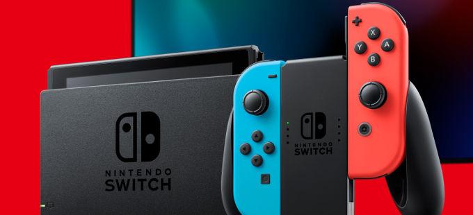 Nintendo Switch tuvo su mejor semana en Estados Unidos