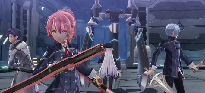 The Legend of Heroes: Trails of Cold Steel III para Nintendo Switch revelado