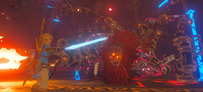 The Legend of Zelda: Breath of the Wild te deja matar a Ganon de un golpe