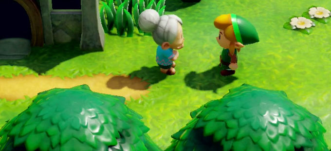 The Legend of Zelda: Link's Awakening: YAHOO! regresó para quedarse