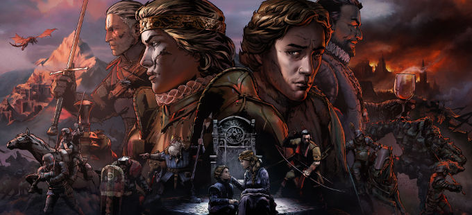 Thronebreaker: The Witcher Tales para Nintendo Switch está en camino