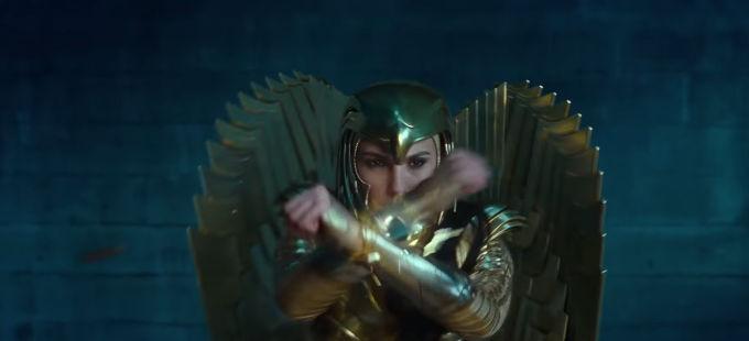 Wonder Woman 1984 estrena su primer tráiler