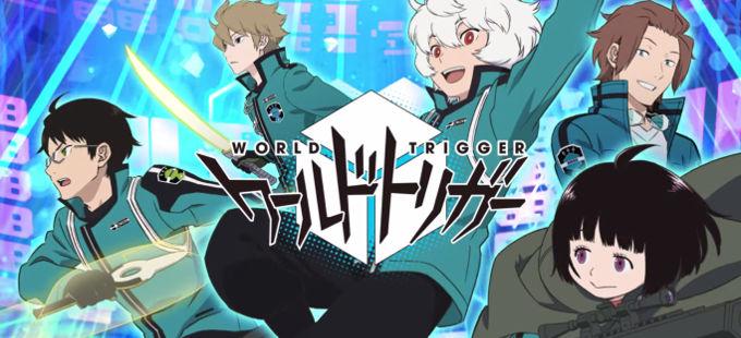 Segunda temporada de World Trigger anunciada en Jump Festa '20