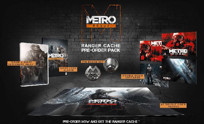 Metro Redux para Nintendo Switch saldrá en febrero