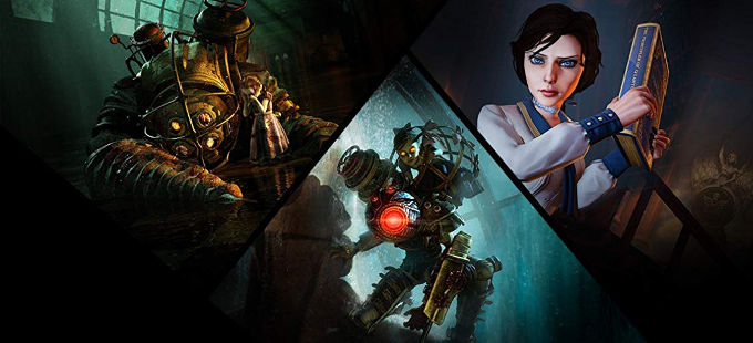 BioShock: The Collection para Nintendo Switch revelado desde Taiwán
