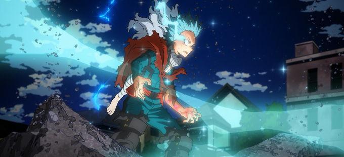 Boku no Hero Academia: Creador celebra la batalla de Deku vs. Overhaul