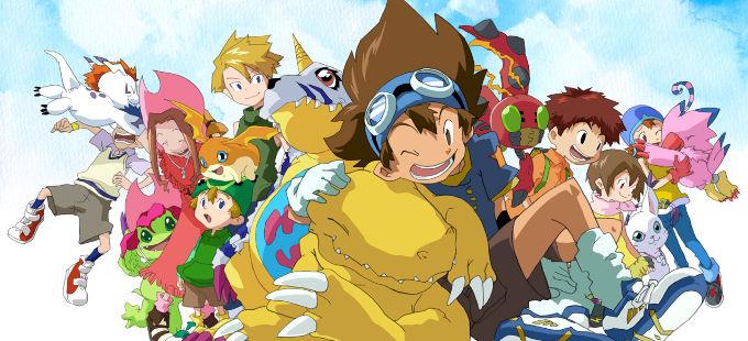 Digimon Adventure: Ψ llegará esta misma primavera