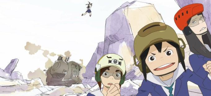 ¿Cuánto durará el anime de Eizouken ni wa Te o Dasu na!?