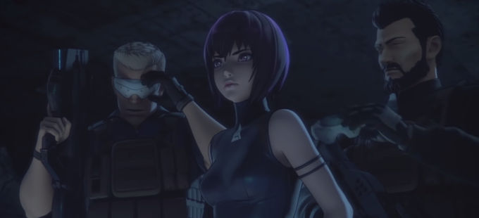 Ghost in the Shell: SAC_2045 consigue su primer avance