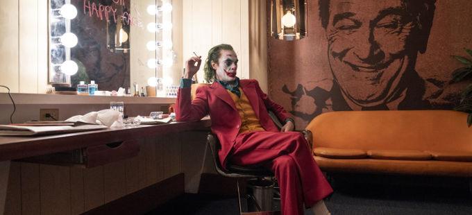 Joker se lleva dos Globos de Oro